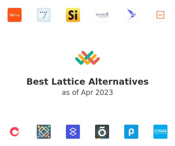 Best Lattice Alternatives