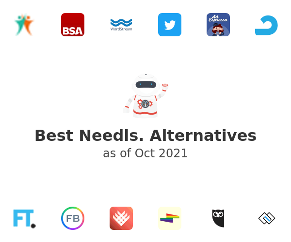 Best Needls. Alternatives