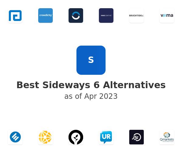 Best Sideways 6 Alternatives
