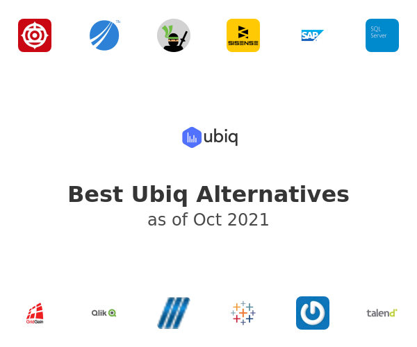 Best Ubiq Alternatives