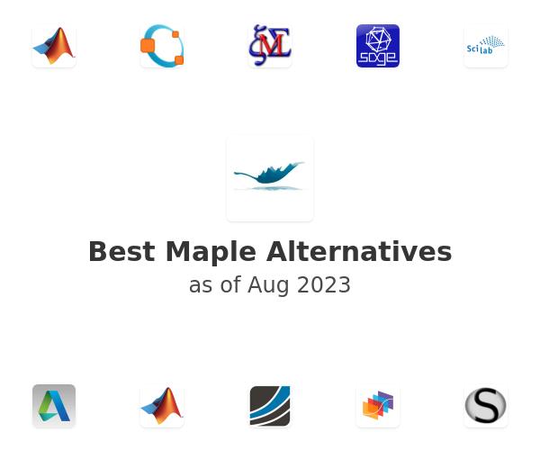 Best Maple Alternatives