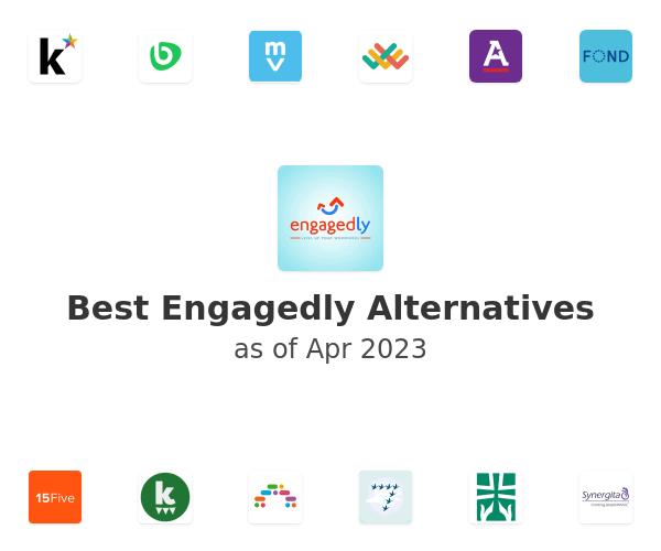 Best Engagedly Alternatives
