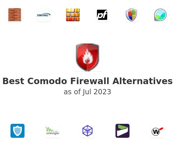 Best Comodo Firewall Alternatives