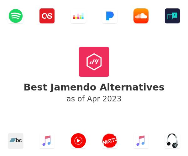 Best Jamendo Alternatives