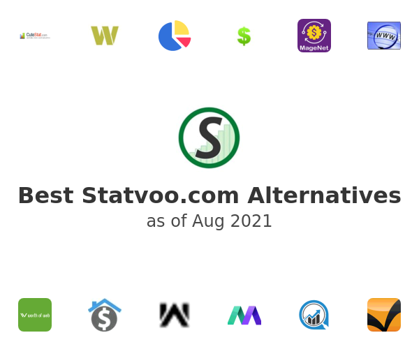 Best Statvoo.com Alternatives