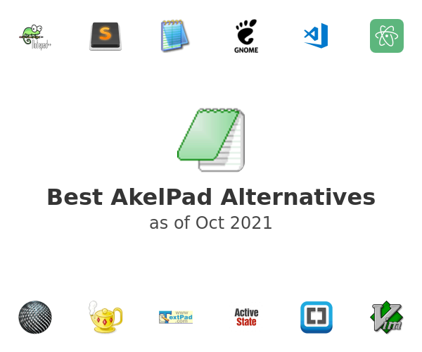 Best AkelPad Alternatives