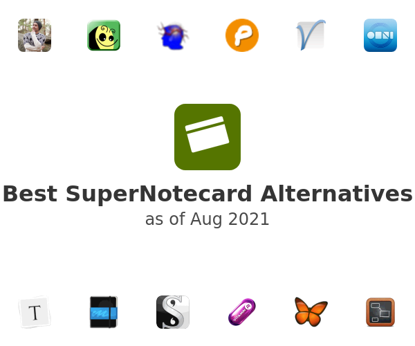 Best SuperNotecard Alternatives