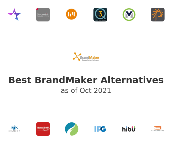 Best BrandMaker Alternatives