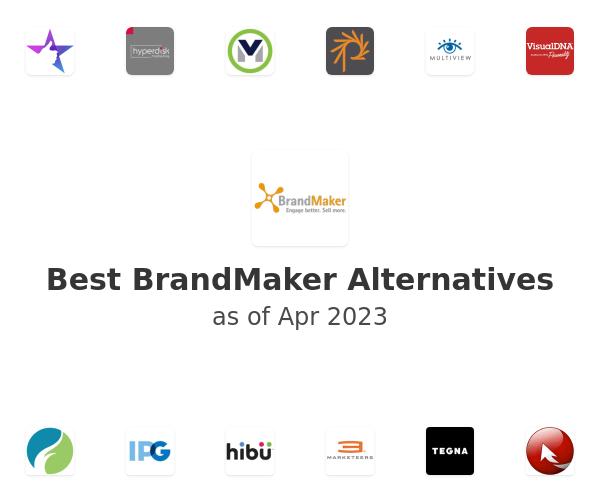 Best BrandMaker Alternatives