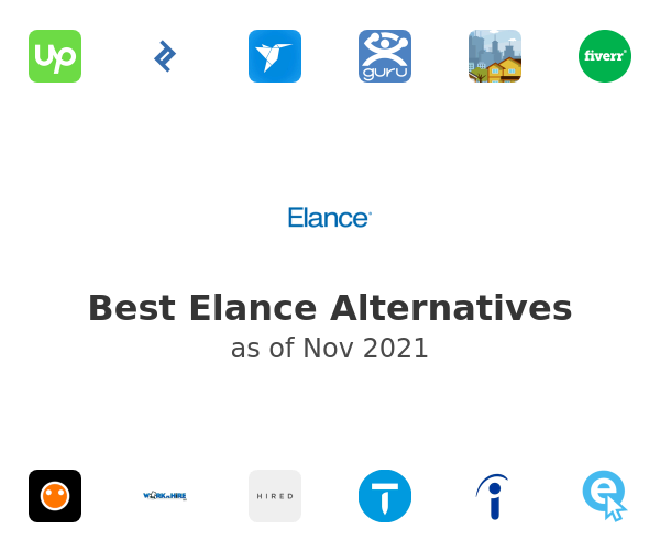 Best Elance Alternatives