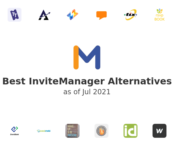 Best InviteManager Alternatives