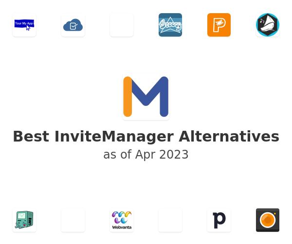 Best InviteManager Alternatives