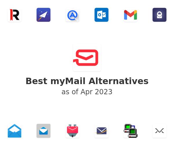 Best myMail Alternatives