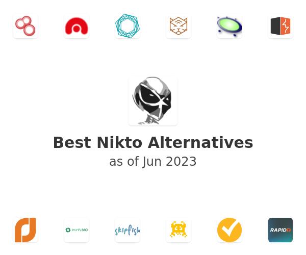 Best Nikto Alternatives