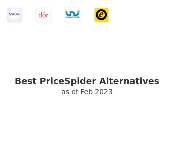 Best PriceSpider Alternatives