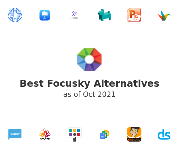 Best Focusky Alternatives
