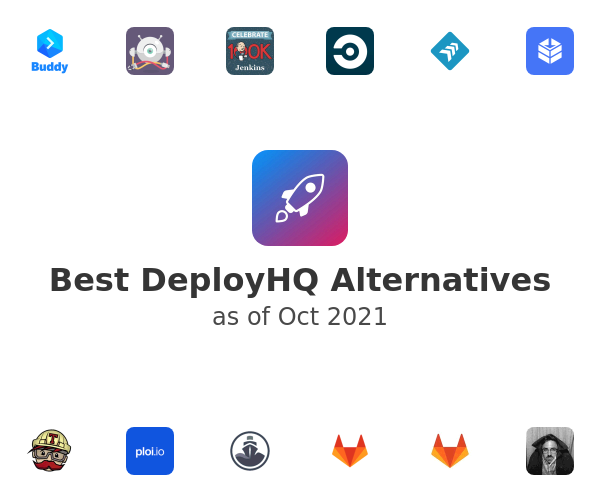 Best DeployHQ Alternatives