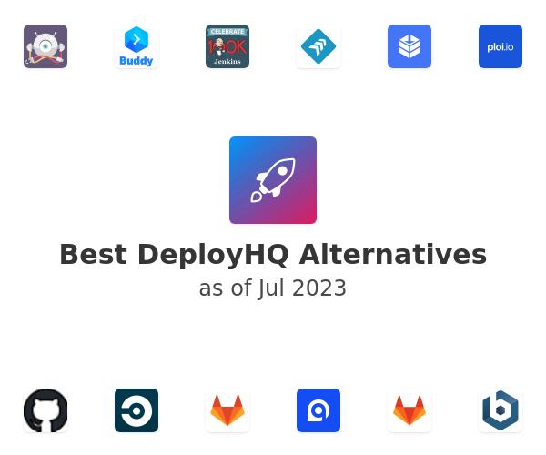 Best DeployHQ Alternatives