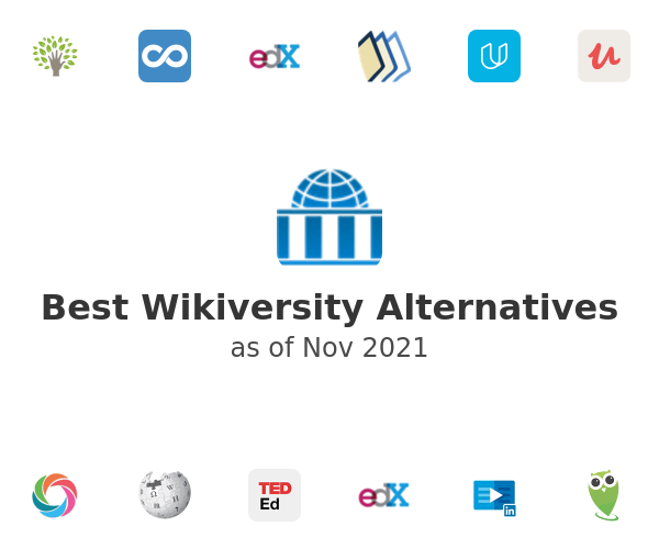 Best Wikiversity Alternatives