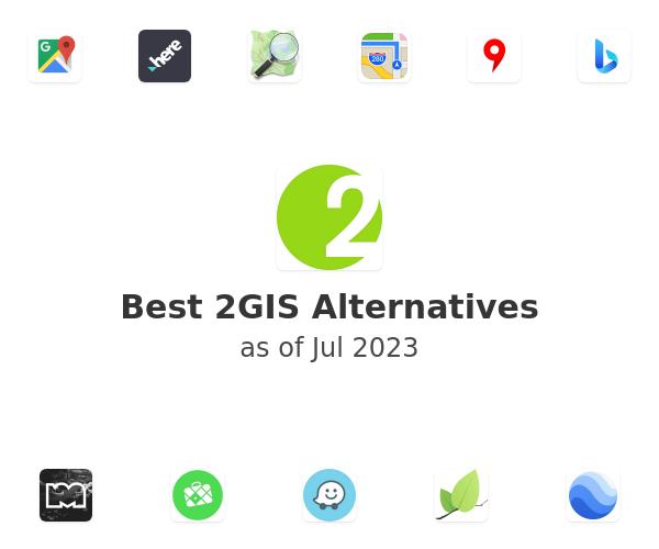 Best 2GIS Alternatives