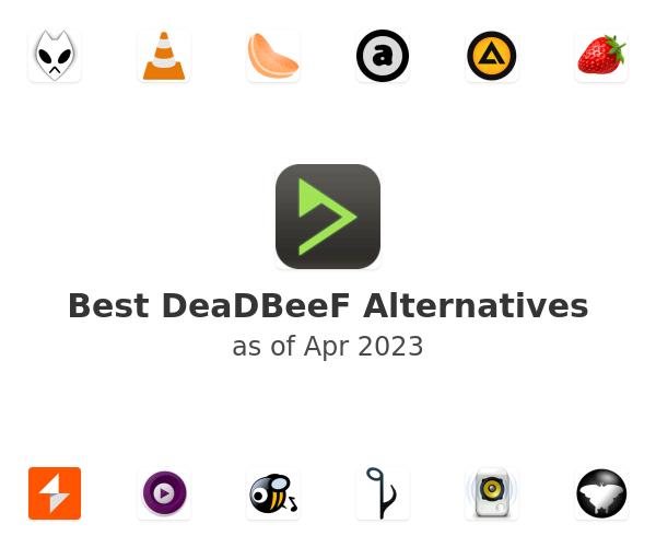 Best DeaDBeeF Alternatives