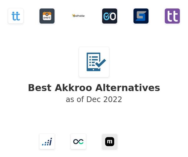 Best Akkroo Alternatives