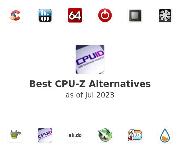 Best CPU-Z Alternatives