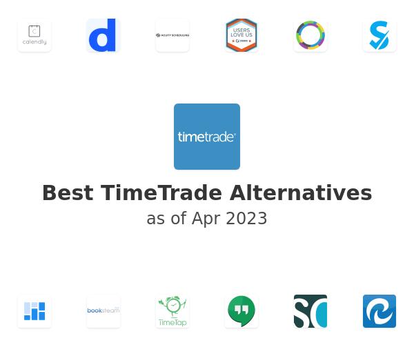 Best TimeTrade Alternatives