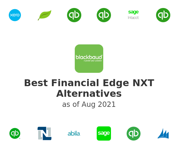 Best Financial Edge NXT Alternatives