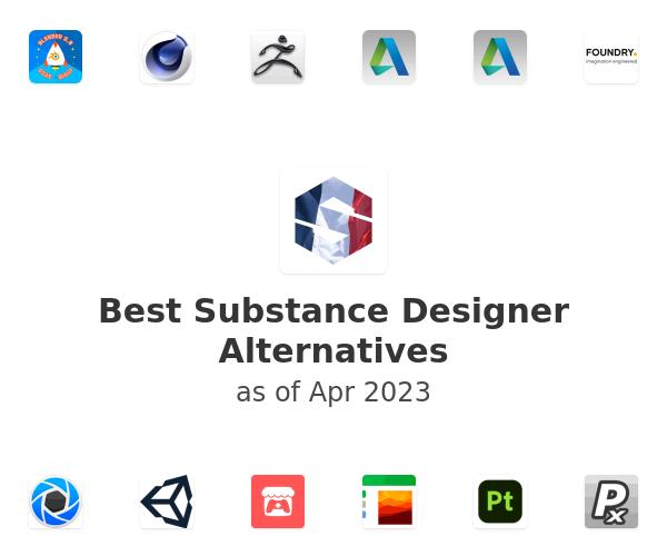 Best Substance Designer Alternatives