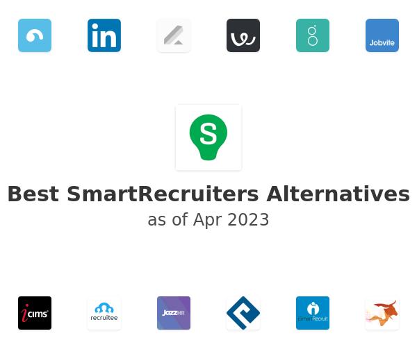 Best SmartRecruiters Alternatives