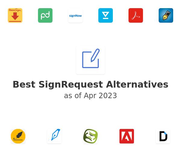 Best SignRequest Alternatives