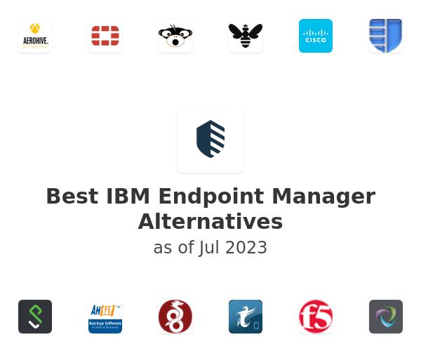 Best IBM Endpoint Manager Alternatives