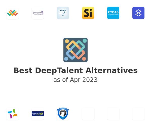Best DeepTalent Alternatives