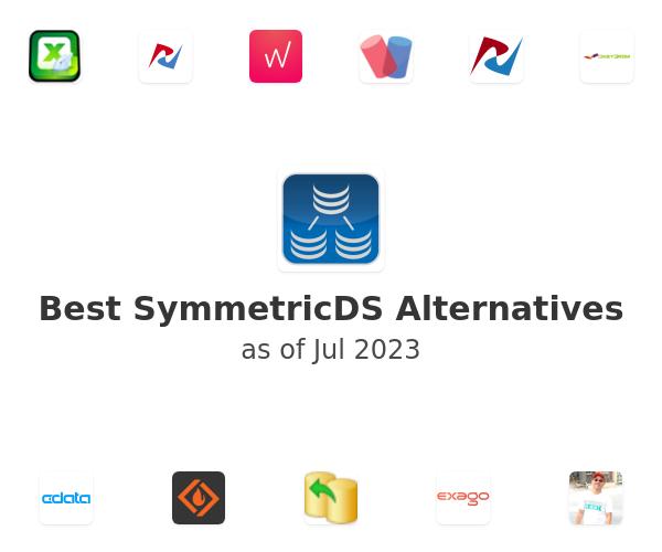 Best SymmetricDS Alternatives