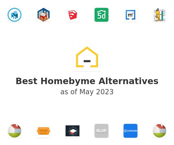Best Homebyme Alternatives