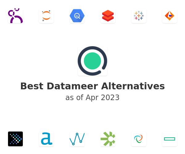 Best Datameer Alternatives