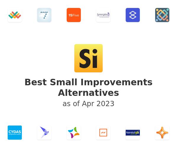 Best Small Improvements Alternatives