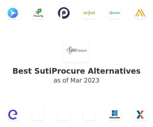 Best SutiProcure Alternatives