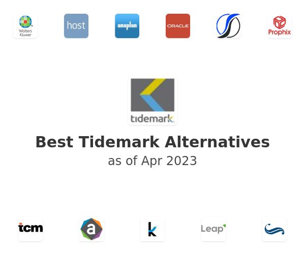 Best Tidemark Alternatives