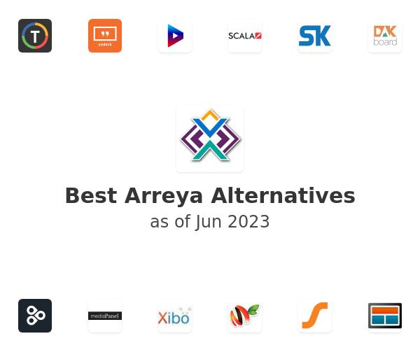 Best Arreya Alternatives