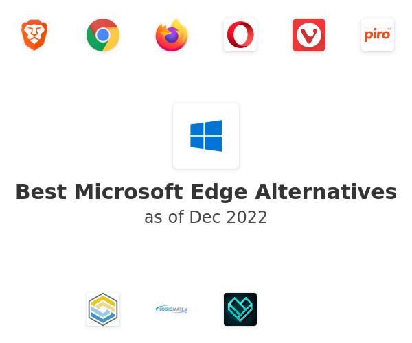 Best Microsoft Edge Alternatives