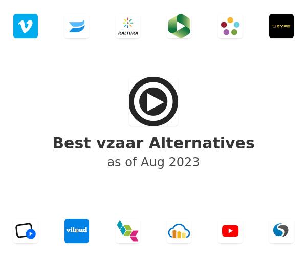 Best vzaar Alternatives