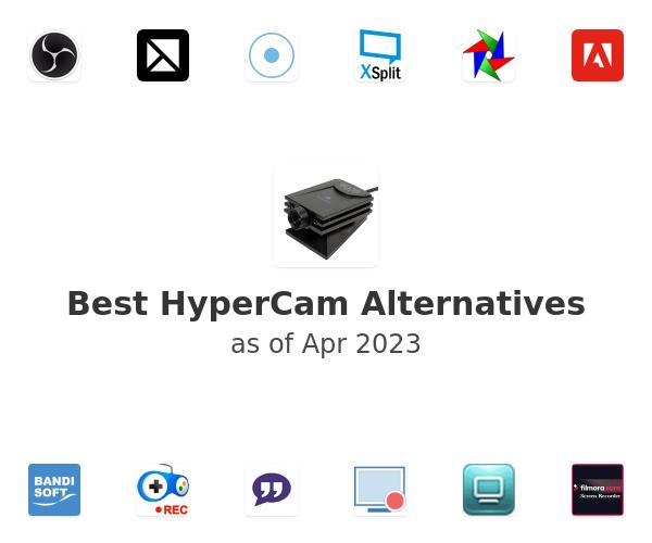 Best HyperCam Alternatives