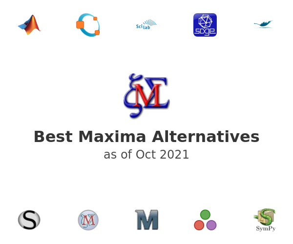 Best Maxima Alternatives