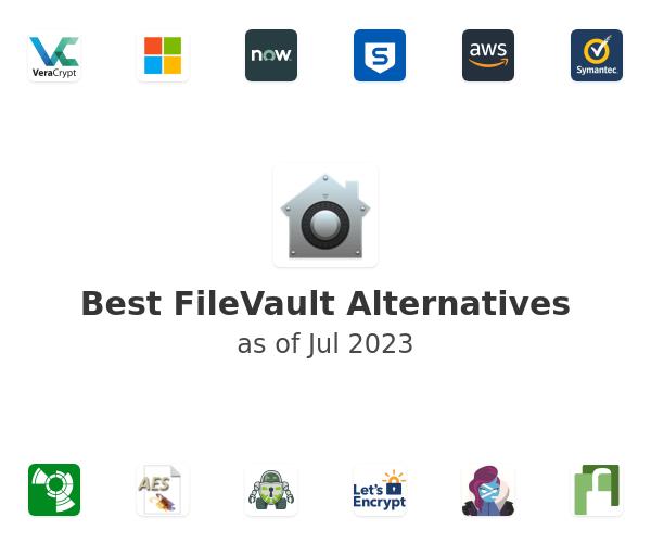 Best FileVault Alternatives
