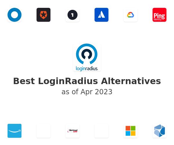 Best LoginRadius Alternatives