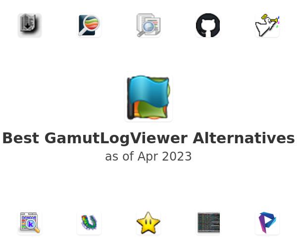 Best GamutLogViewer Alternatives