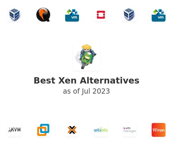 Best Xen Alternatives