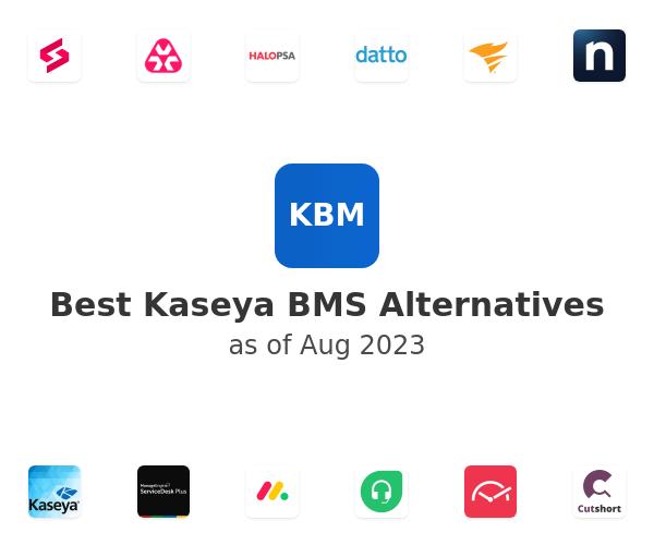 Best Kaseya BMS Alternatives